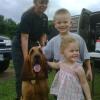 LaynewastrackedbyaBloodhound