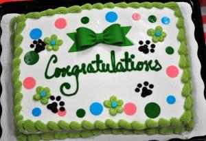 congrats-cake